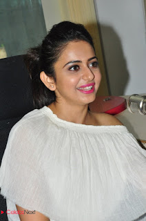 Actress Rakul Preet Singh Pictures at Radio Mirchi 10th Anniversary Celebrations  0033