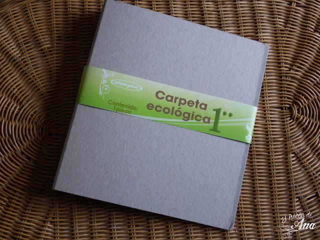 Mis compras de utiles escolares - blog 5