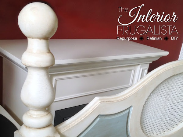 A Vintage Headboard With A Touch Of Elegance