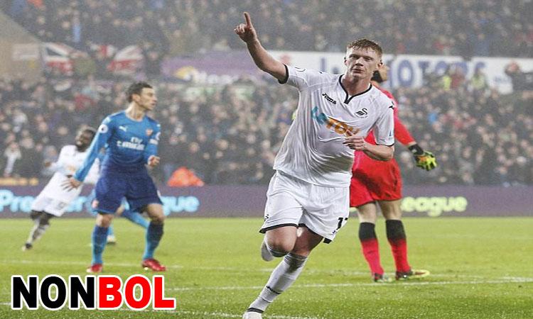 Cuplikan Gol Swansea City 3-1 Arsenal | Liga Inggris Pekan 25