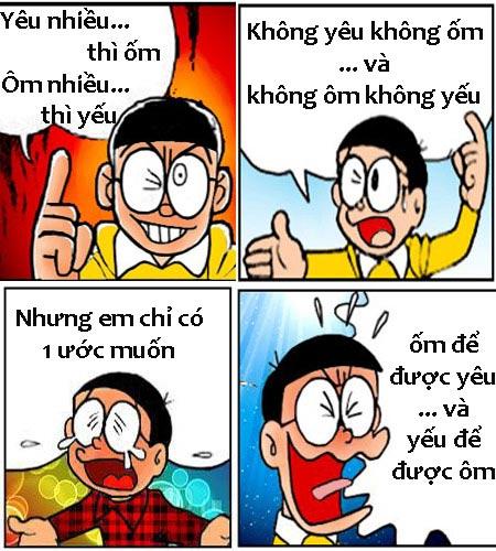 Ảnh Chế Nobita Thất T 236 Nh Buồn Nhưng Cười Ra Nước Mắt