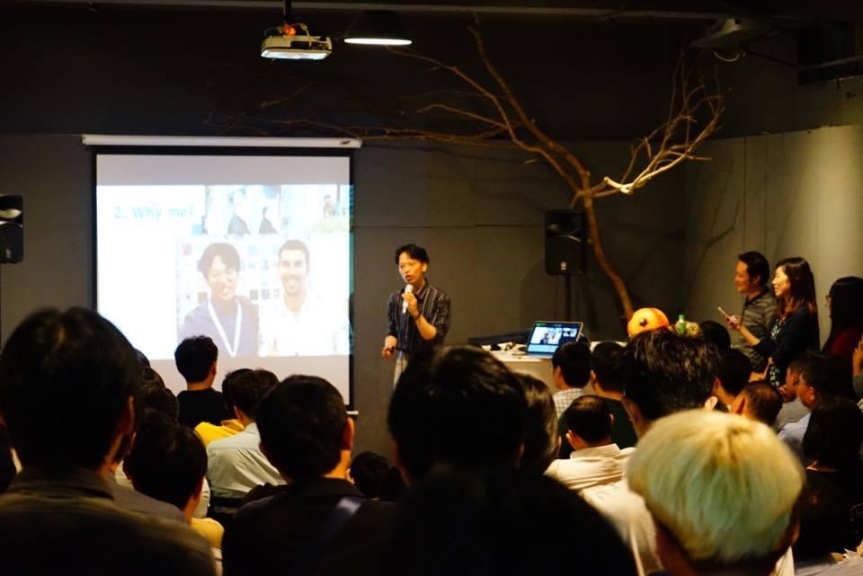 阿碼科技執行長黃耀文:募資是場馬拉松,了解投資人很重要