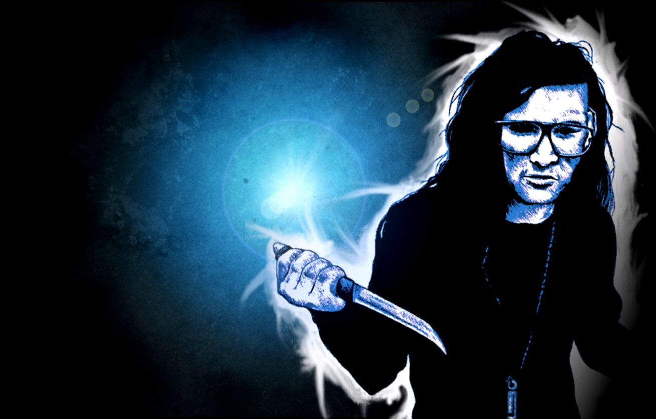 Skrillex Wallpaper and Background Image 1440x900 ID224313