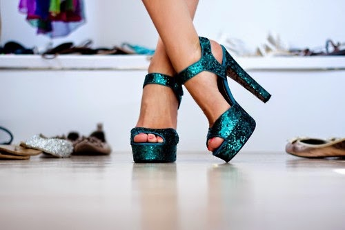 Alternativas de zapatos de moda para fiesta
