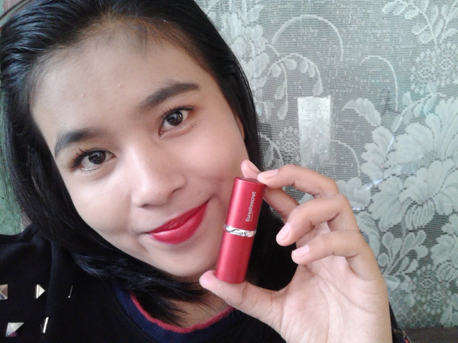 Matte Lipstick Forest Secret