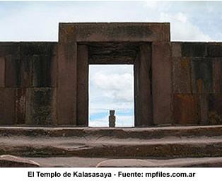 El Templo de Kalasasaya