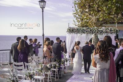 cerimonia all'aperto amalfi