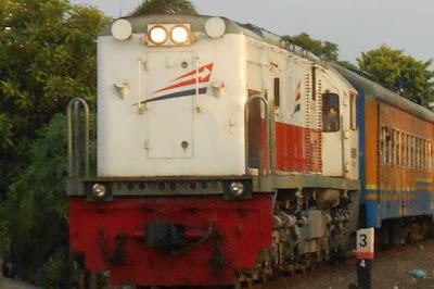 Tiket Kereta Api Ekonomi Natal dan Tahun Baru