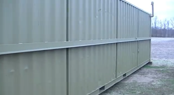 Off Grid Concepts Shipping Containers Used As A Storm