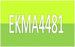Soal Latihan Mandiri Manajemen Perbankan Syariah EKMA4481