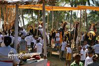 upacara ngaben gianyar
