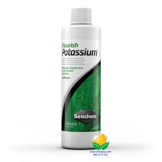 Dung dịch Seachem Flourish Patassium 250ml