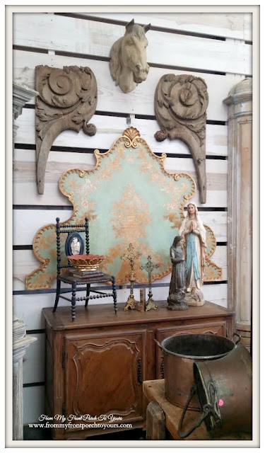 European Treasures-Antique Week-Round Top Texas-From My Front Porch To Yours