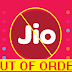 JIO Out of Service