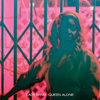Lady Wray - Queen Alone (2016) - Album Download, Itunes Cover, Official Cover, Album CD Cover Art, Tracklist