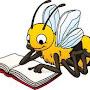 abeille qui lit