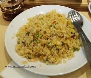 makan enak di restoran imperial kitchen and dimsum mall pesona square nurul sufitri blogger