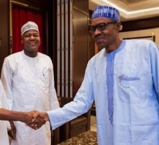BUDGET PADDING: Dogara, Buhari In Another Secret Meeting