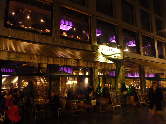 Restaurante en Basilea