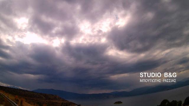 Λιακάδα τέλος: Έρχεται κουφόβραση με βροχές, καταιγίδες και άνοδο της θερμοκρασίας!!!