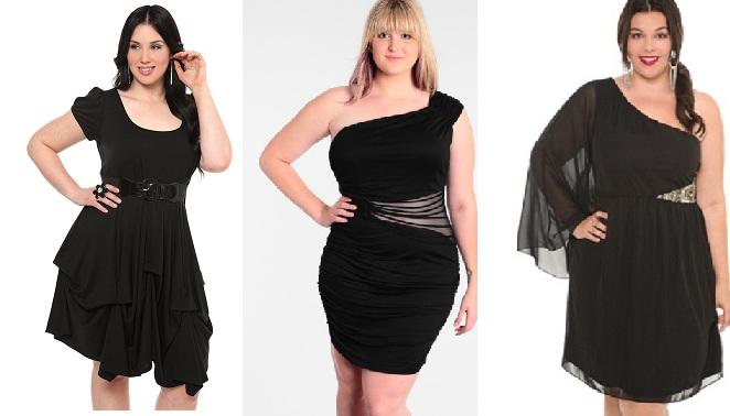 Vestidos Negros Cortos Para Chicas