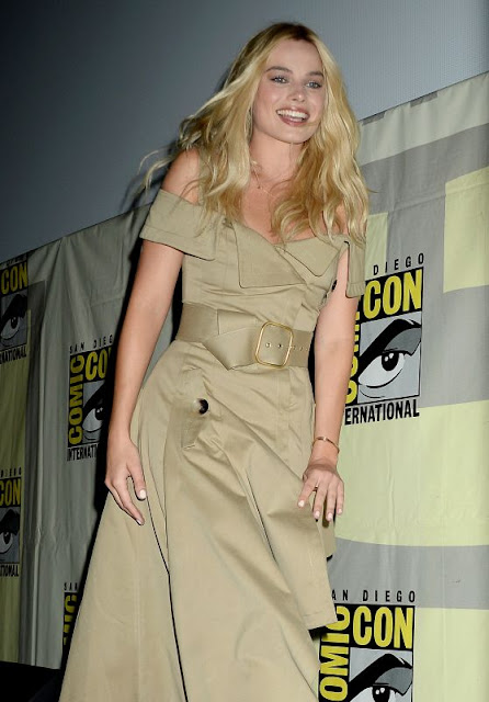 Margot Robbie – 'Suicide Squad' Press Line at Comic-Con International 2016 in San Diego