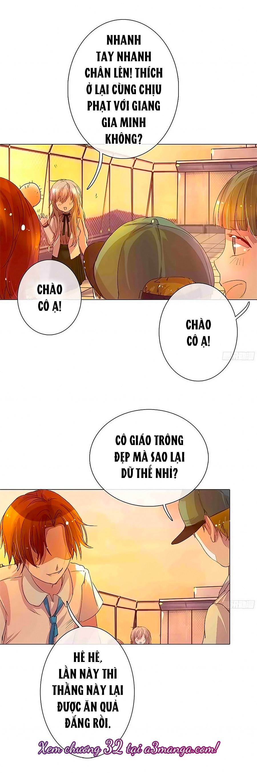 Hào Môn Tiểu Lãn Thê - Chap 31