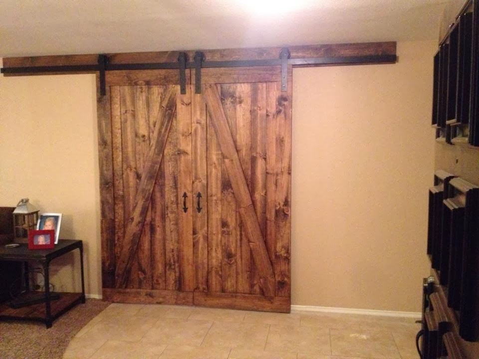 Arizona Barn Doors Barn Doors Allow Privacy When Needed