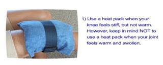 hot pack untuk nyeri lutut