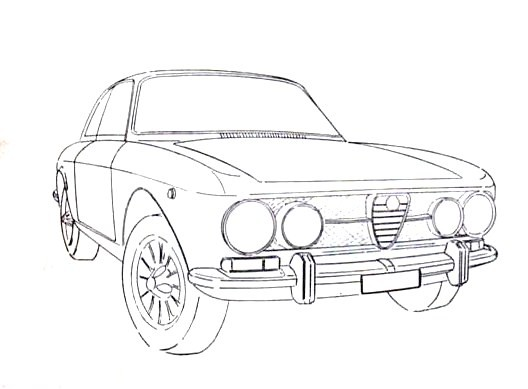 JesCarClassic: ALFA ROMEO GTV JUNIOR / ALFA ROMEO GTV