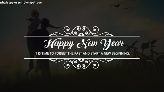 Happy-New-Year Wishes for Family Whatsapp and Facebook