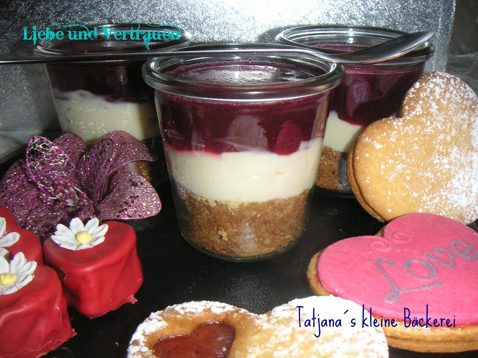 Tatjana S Kleine Backerei Kuchen Im Glas