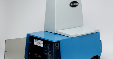 Maintenance on Nordson Glue Melters