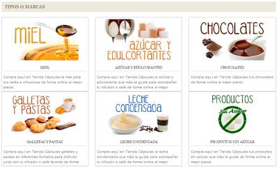 Comprar Dulces: miel, azúcar, chocolates, galletas y dulces sin azúcar