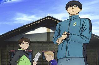 جميع حلقات الأنمي Kaze ga Tsuyoku Fuiteiru مترجم