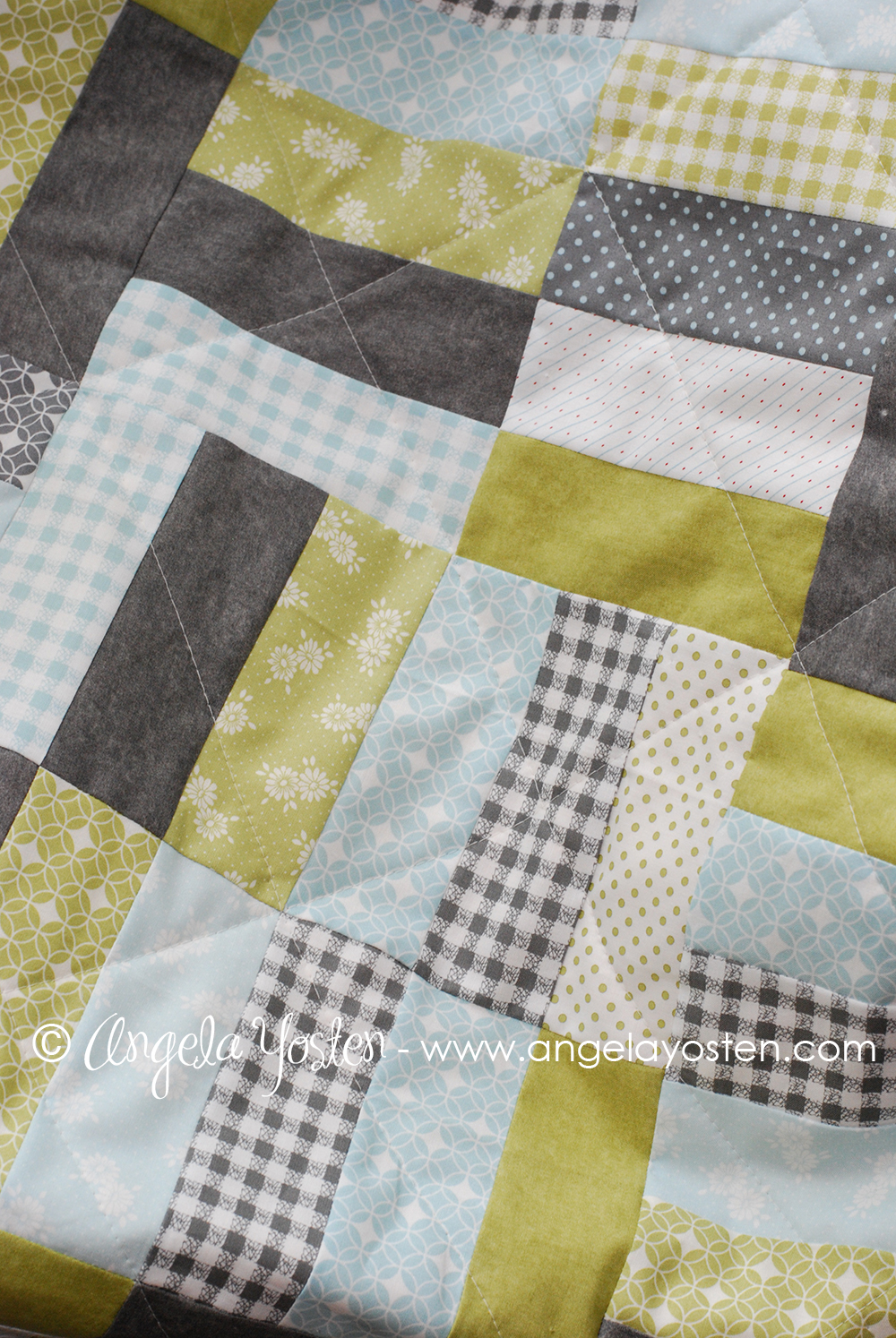 Angela Yosten Jelly Roll Jam Quilts