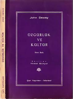 John Dewey - Özgürlük ve Kültür