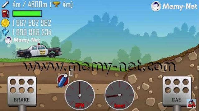 تحميل لعبة السيارات Hill Climb Racing
