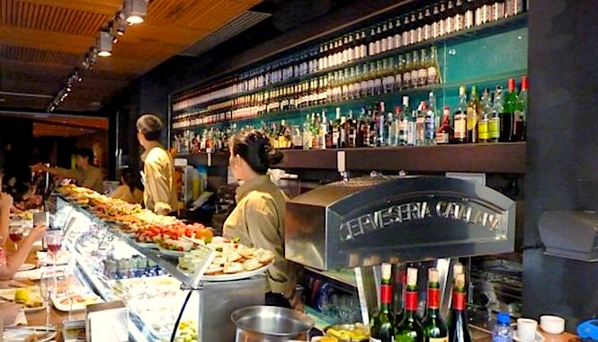 Cerveceria Catalana Barcelona