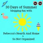 The 30 Days of Summer