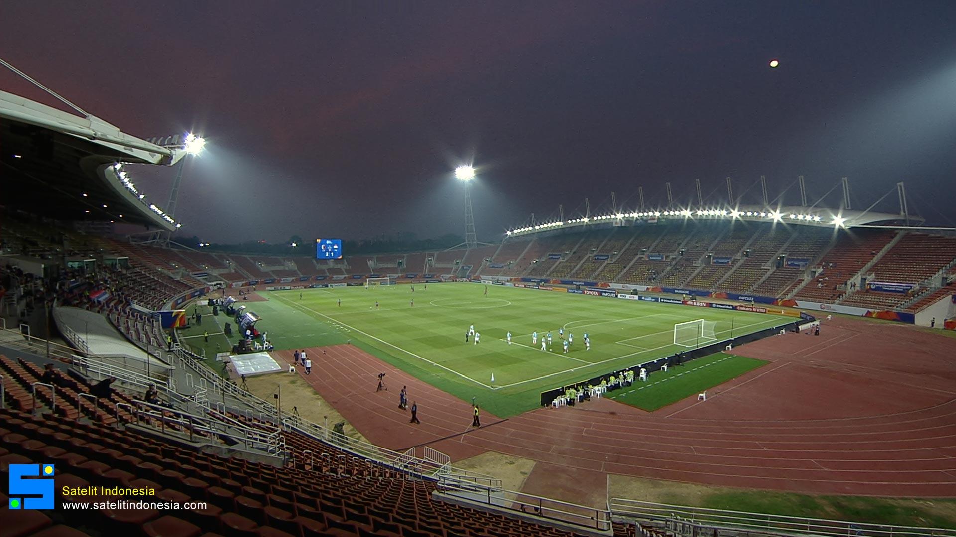 Frekuensi siaran AFC U23 Championship 2020 di satelit AsiaSat 5 Terbaru