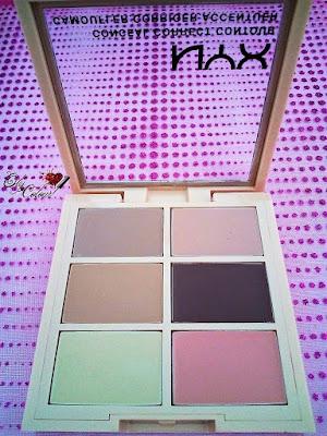 Nyx-paleta-correctores-tono-claro