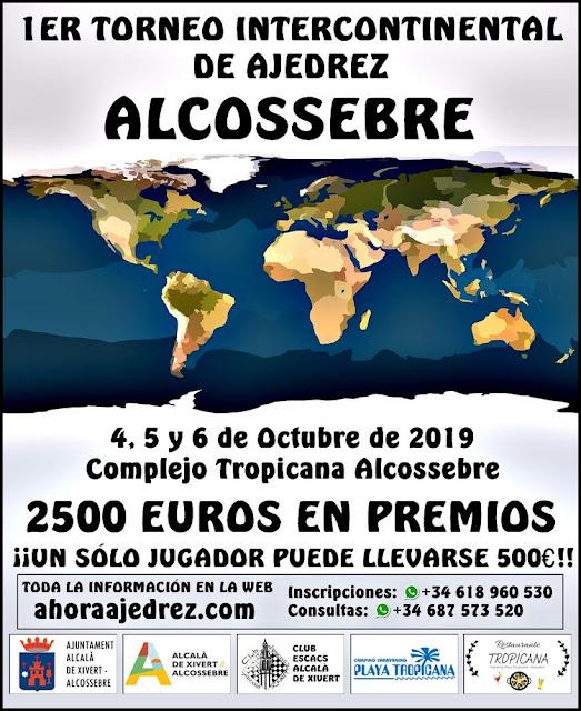 4-6 octubre, Alcossebre