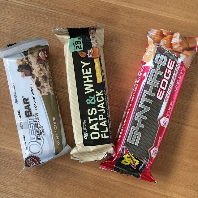 MusclePax Review - Protein Bars