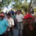 Le lanzaron perros a los pensionados que protestaban en la sede del BCV en Maracaibo