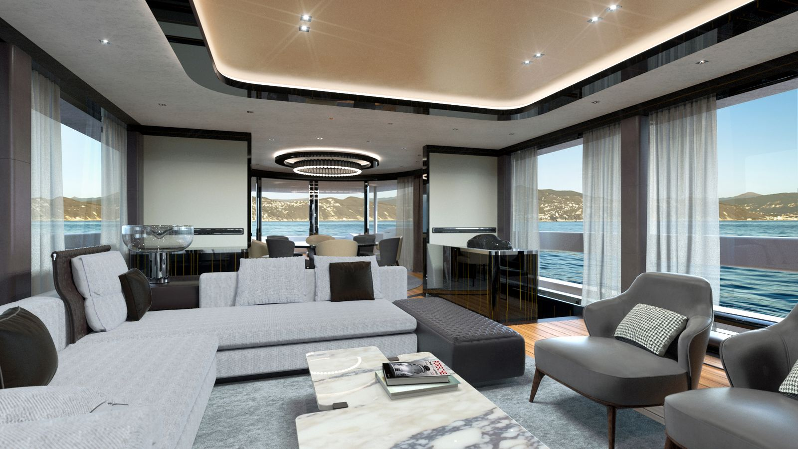 porsche designed superyacht will set you back at least 13