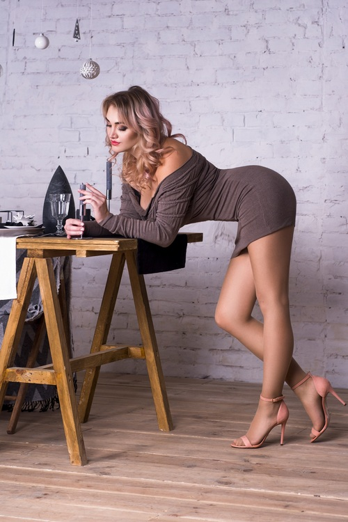 Svetlana 35 Jahre blonde Ukrainerin