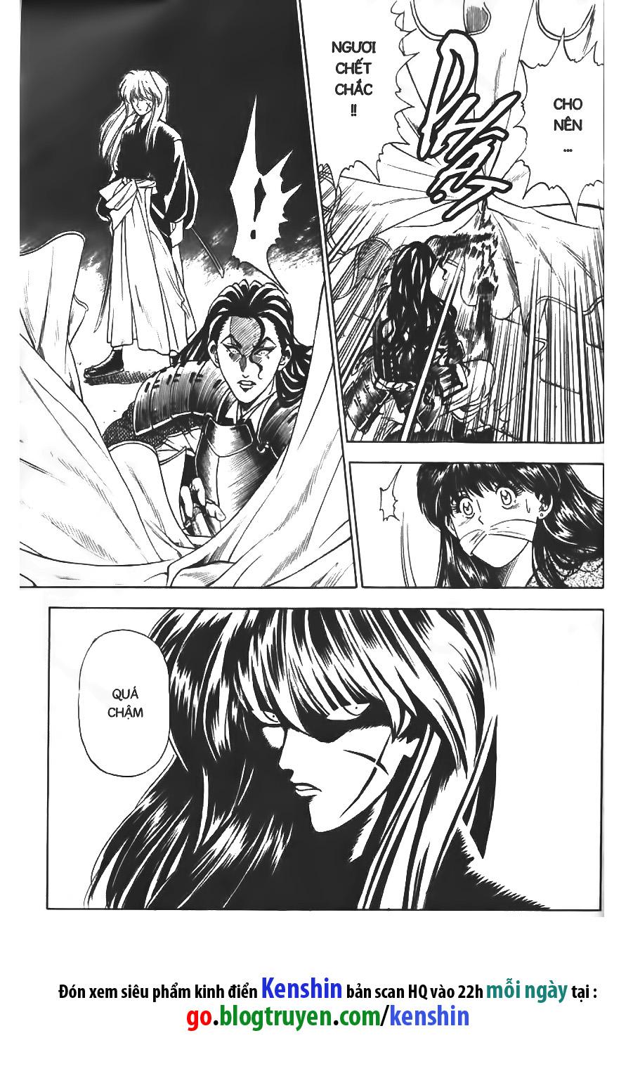 Rurouni Kenshin chap 6.5 trang 25