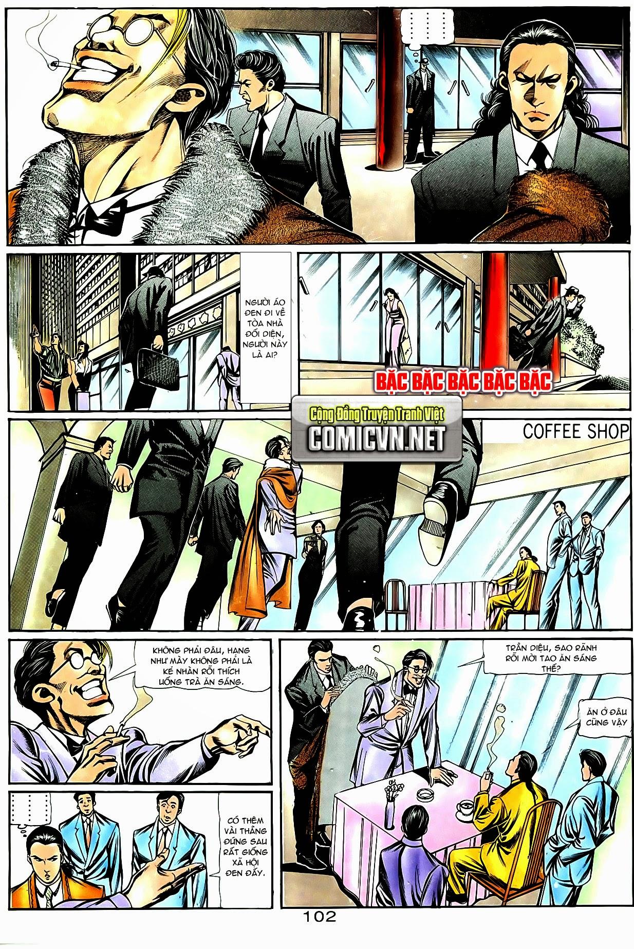 Người Trong Giang Hồ chapter 83: tiêu diệt rồng qua sông trang 25