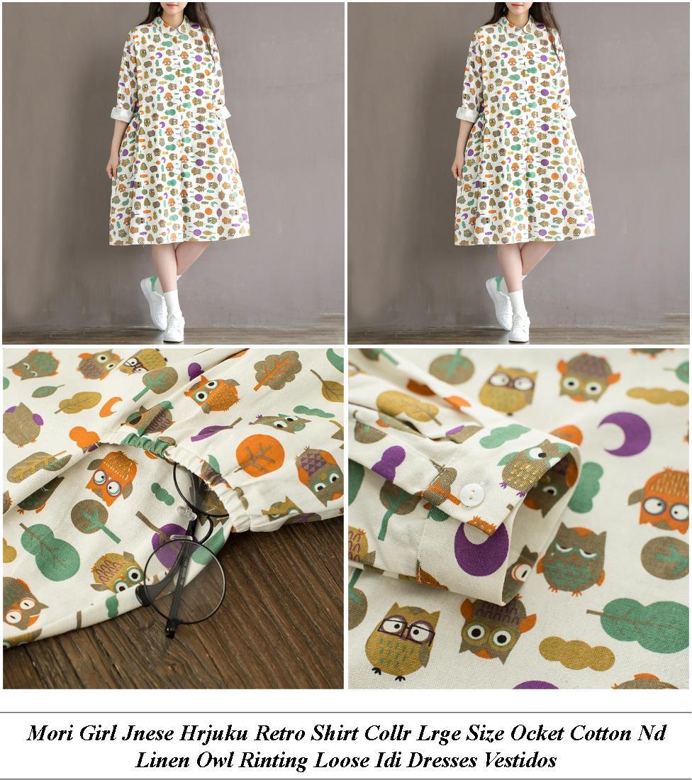 Cotton Dress Midi - Dresses For Sale Online In Ireland - Polka Dot Dress Rown Thomas
